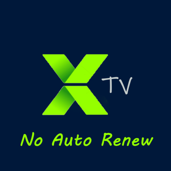 X TV No Auto Renew