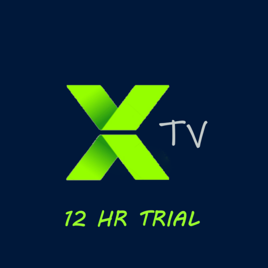 X TV 12 Hr Trial